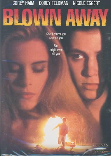 BLOWN AWAY BY HAIM,COREY (DVD)